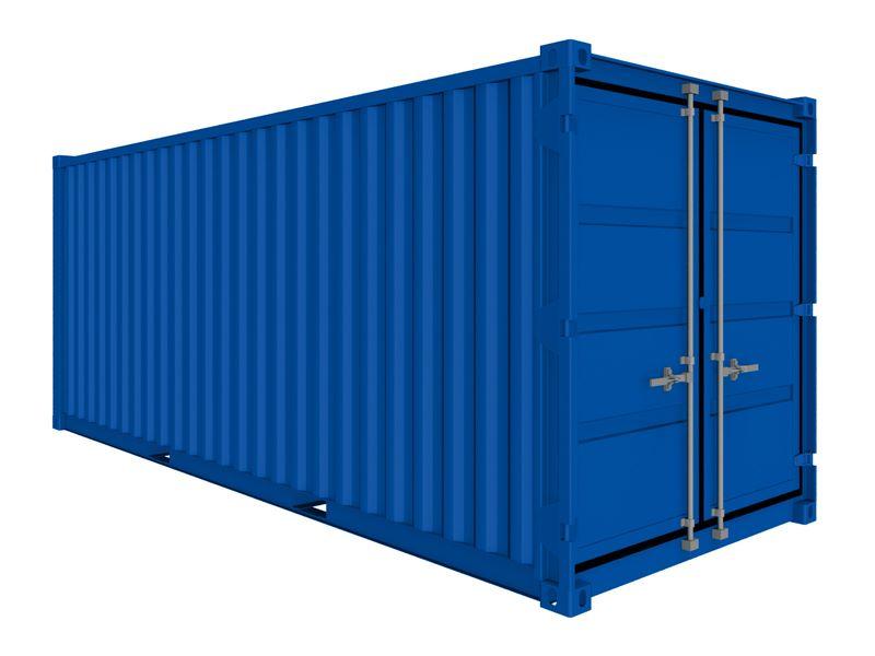 Складские контейнеры 20'