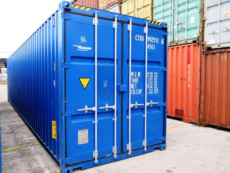 Морские контейнеры HC